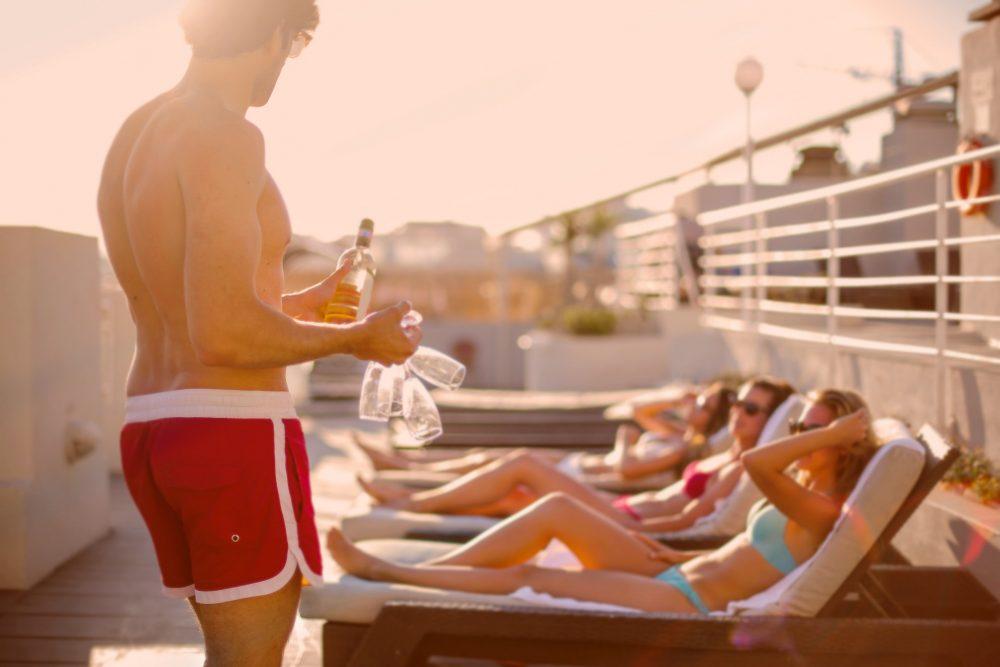 Swimming Trunks for Men