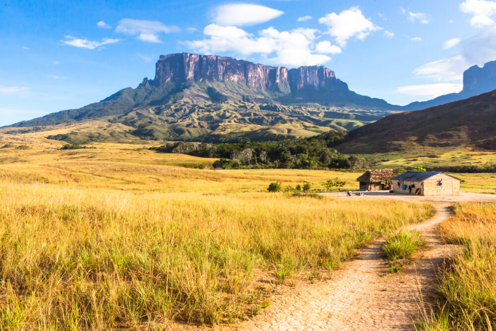 Amazing Places in Brazil - Mount Roraima