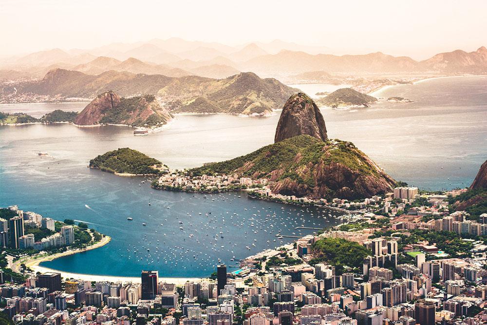 Best Cities in Brazil - Rio de Janeiro.