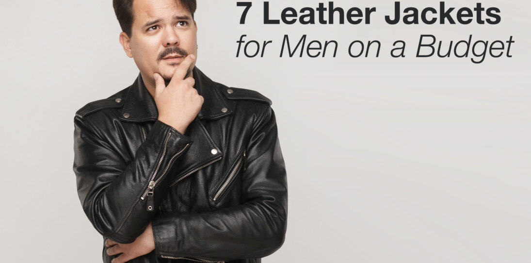 Best Leather Jackets Mens Budget-Friendly Fashion