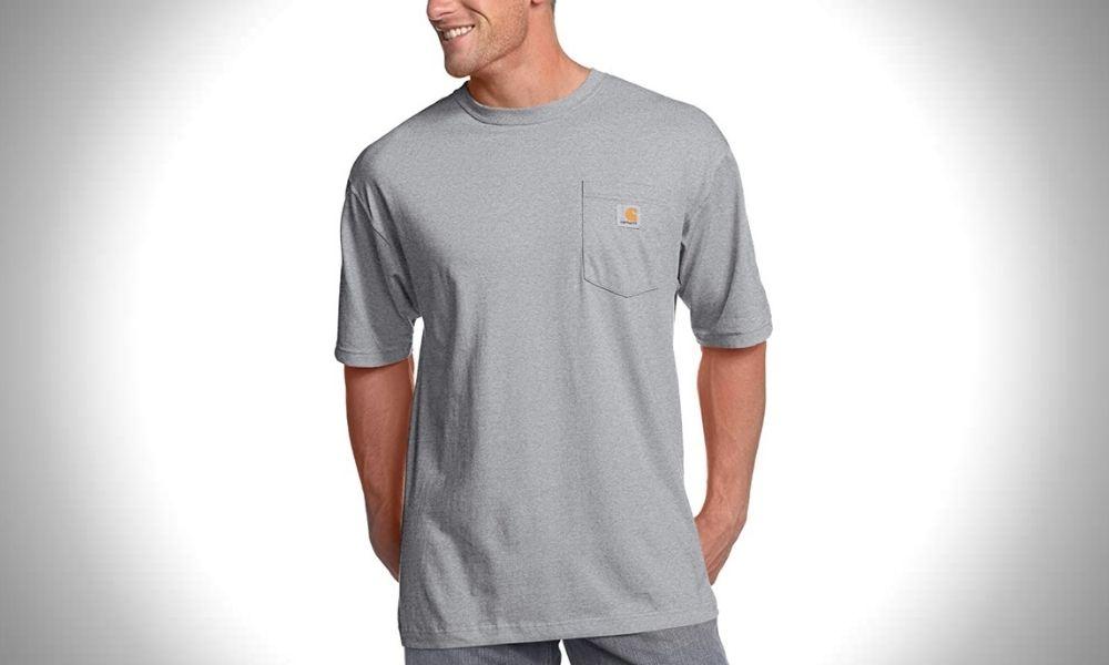 Carhartt | K87 Workwear Mens Short Sleeve T-Shirts