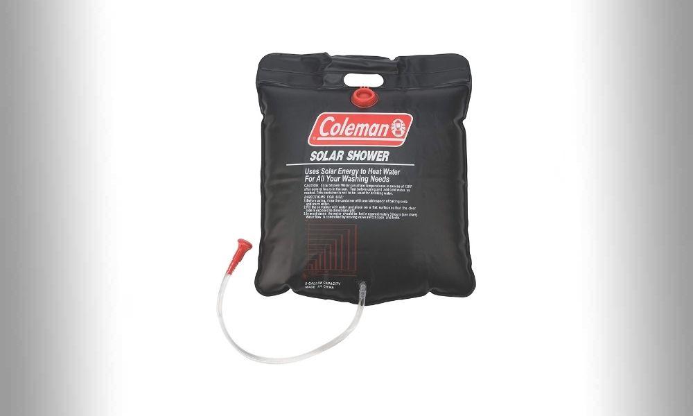 Coleman 5-Gallon Portable Solar Shower
