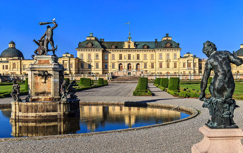 Drottningholm Palace Completes Your Trip to Sweden