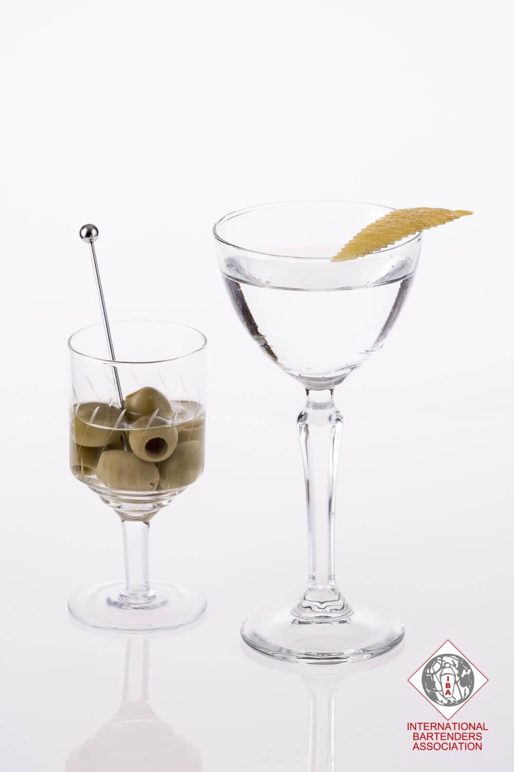 Easy mixed drinks with vodka - Vodka Martini