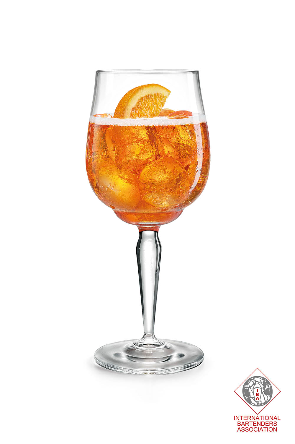 Easy summer mixed drinks - Aperol spritz