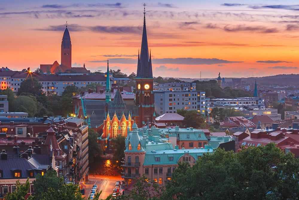 Gothenburg Beautiful Sweden Travel Destination