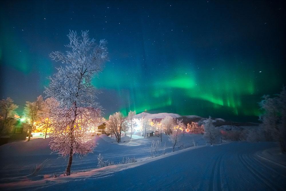 Kiruna Ice Hotel Famous Landmarks in Sweden