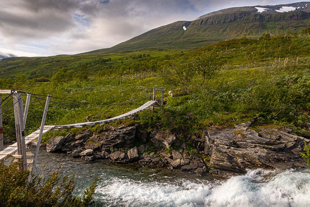 Kungsleden Best Trail for Natural Sweden Views