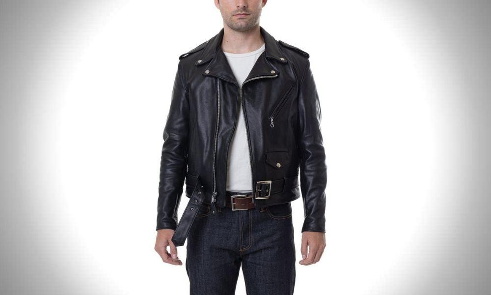 Schott NYC Perfecto Leather Jacket