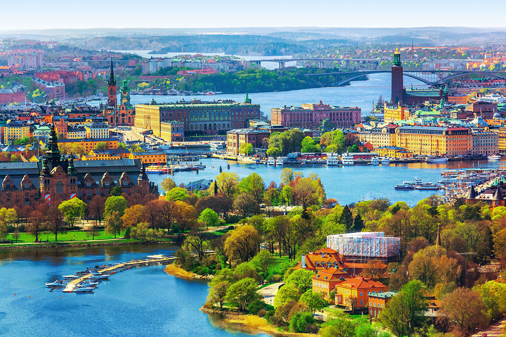 Stockholm is Full of Sweden Tourist Attractions
