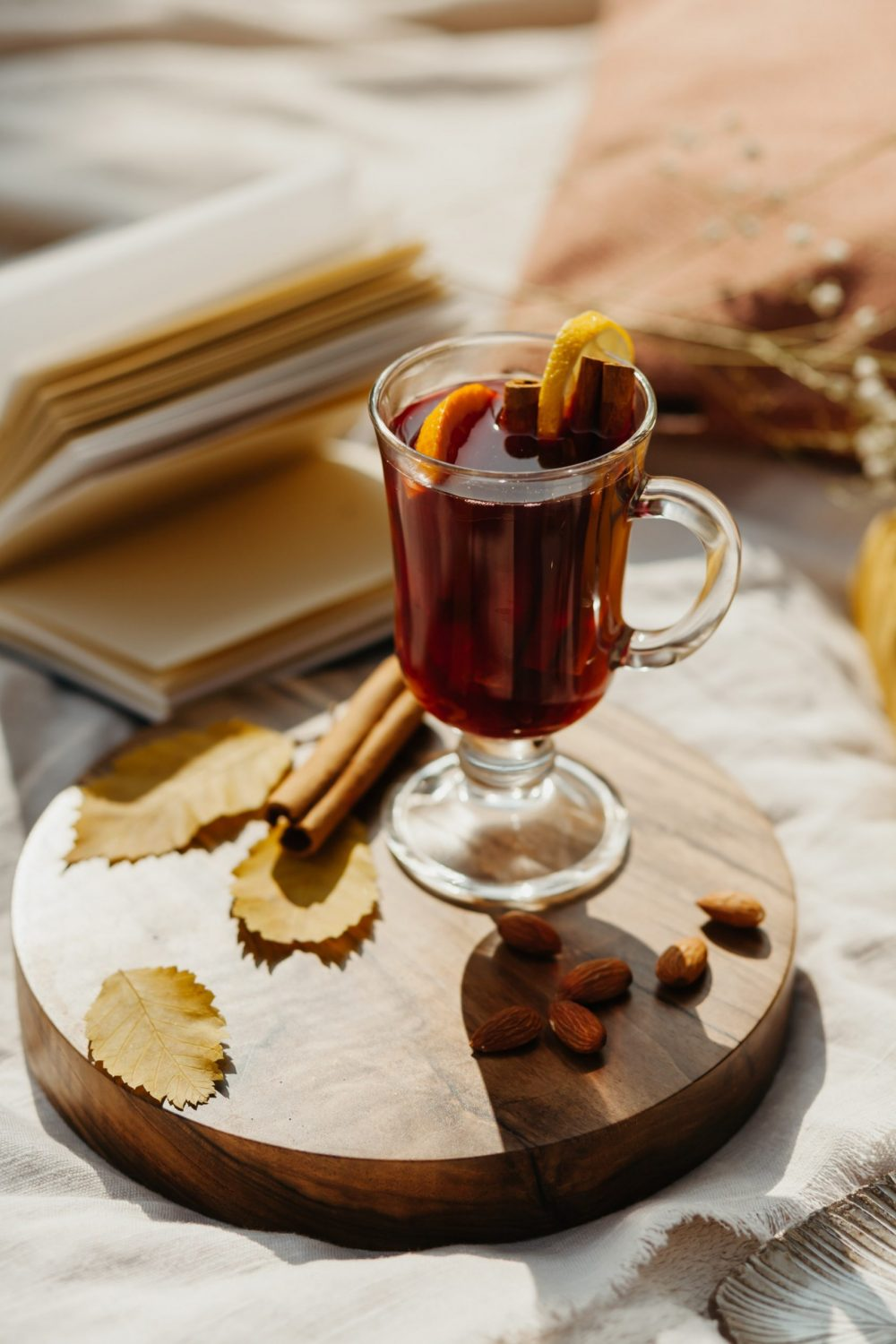 Sweet alcoholic drinks for beginners - Hot Toddy