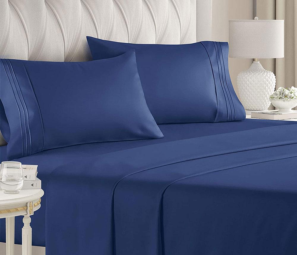 The CGK Unlimited Hotel Luxury Masculine Bedding