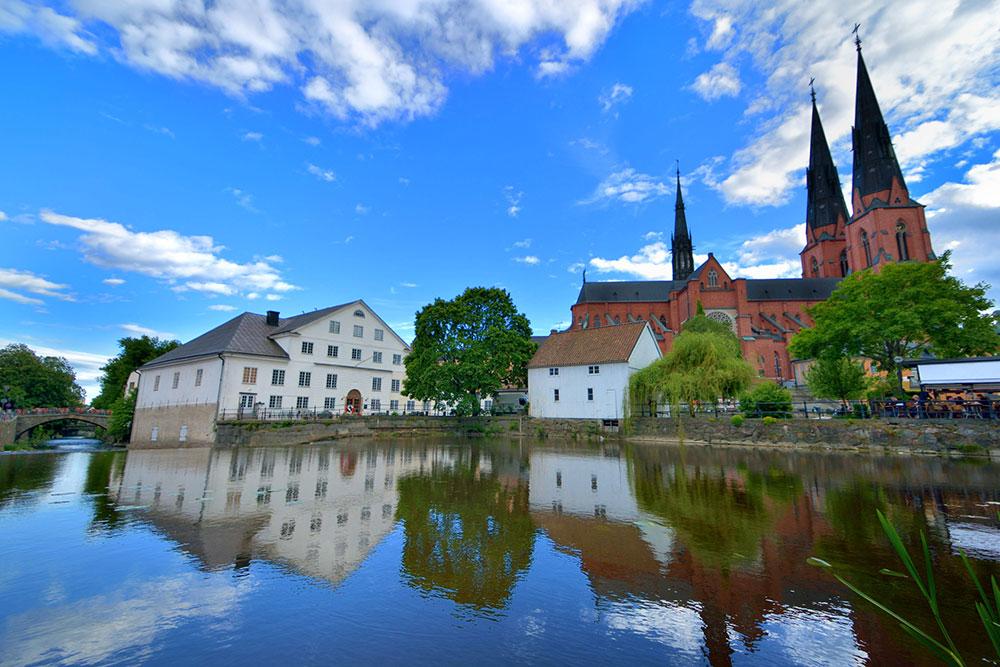 Uppsala Best Places to Visit in Sweden