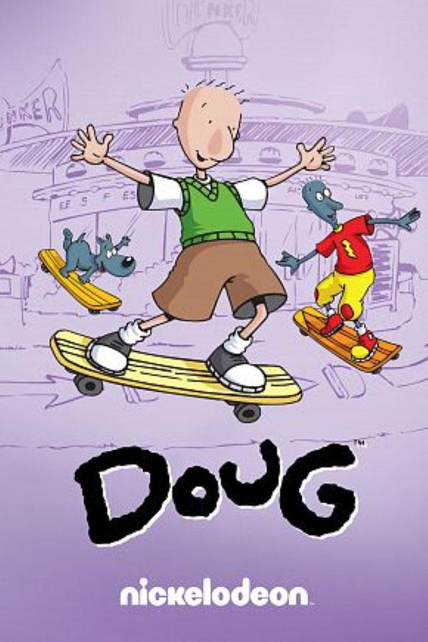 90s Nickelodeon Cartoons - Doug