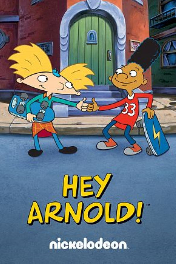 90s kids tv shows - Hey Arnold
