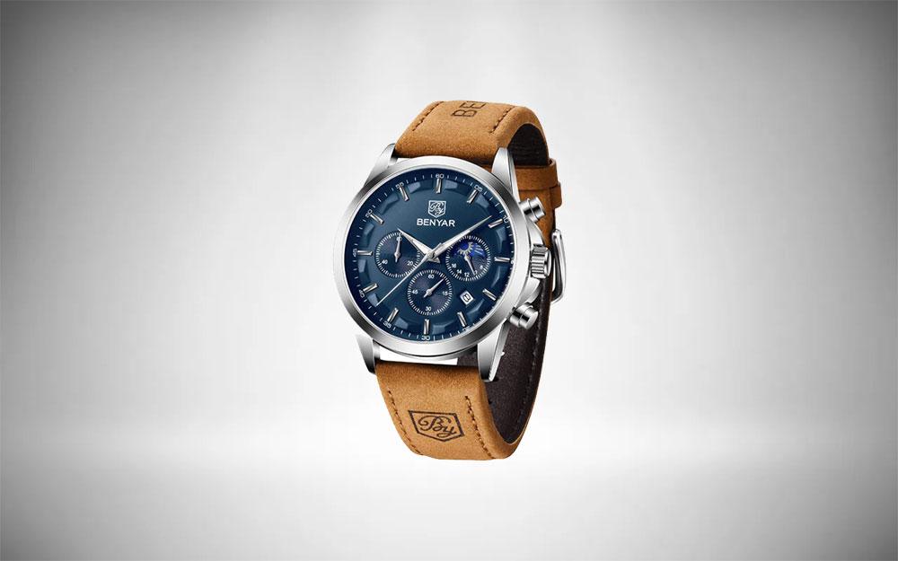 BENYAR   Wrist Watch for Men
