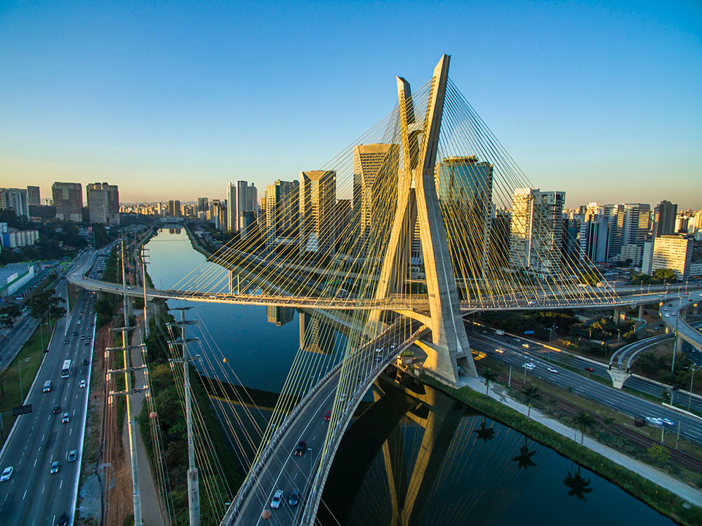 Best Cities in Brazil - Sao Paolo