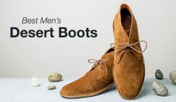 Best Desert Boots Men