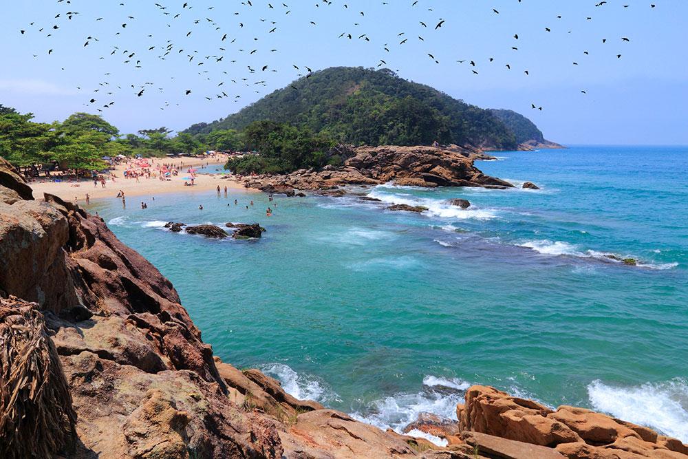 Brazil Coast - Paraty, Costa Verde