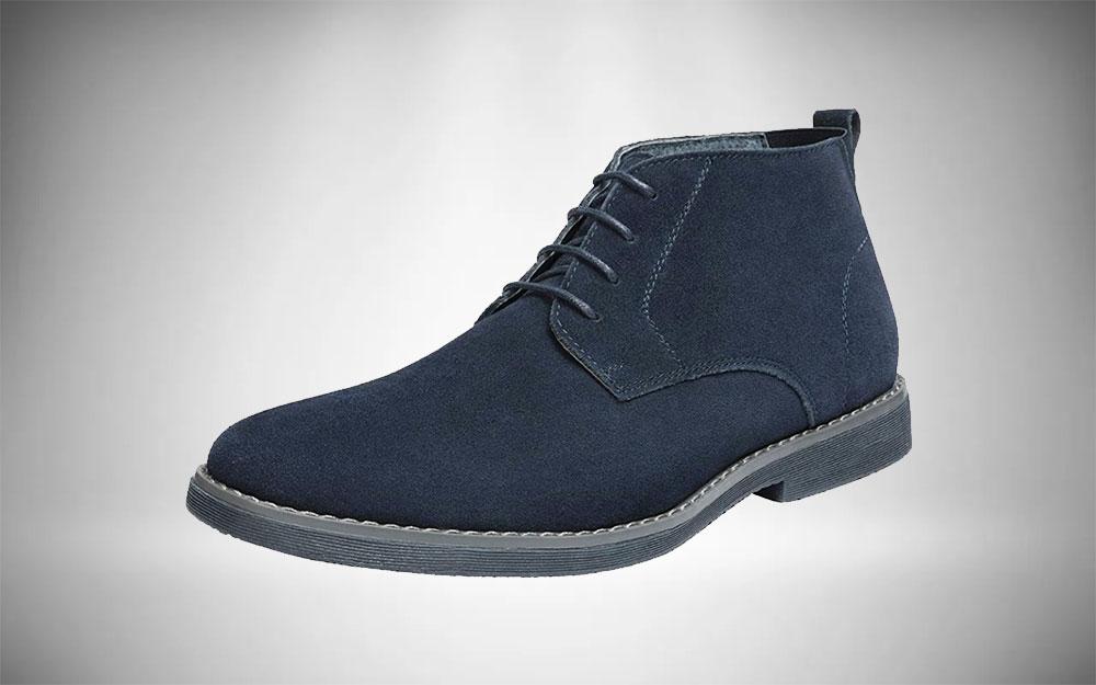 Bruno Marc Classic Men's Desert Boots