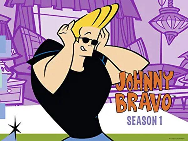 Old Cartoon Network Shows 2000s Johnny Bravo