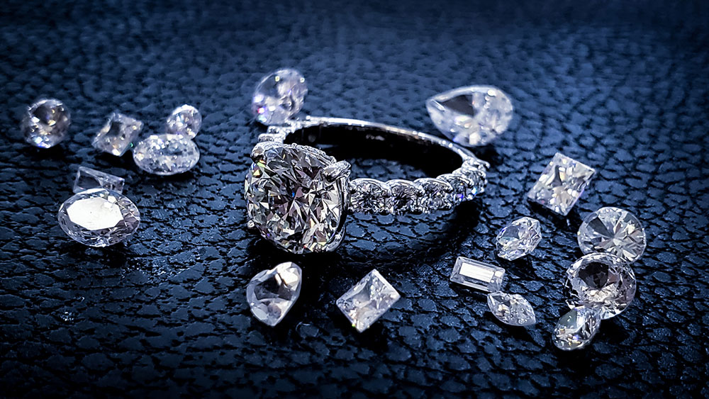 Diamonds-for-engagement-rings