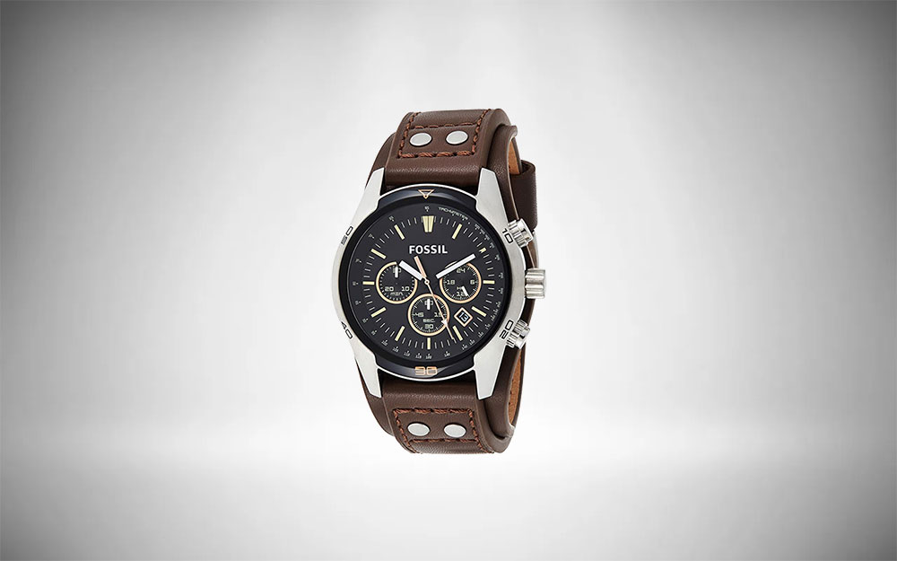 Fossil Wrist Watch   Coachman