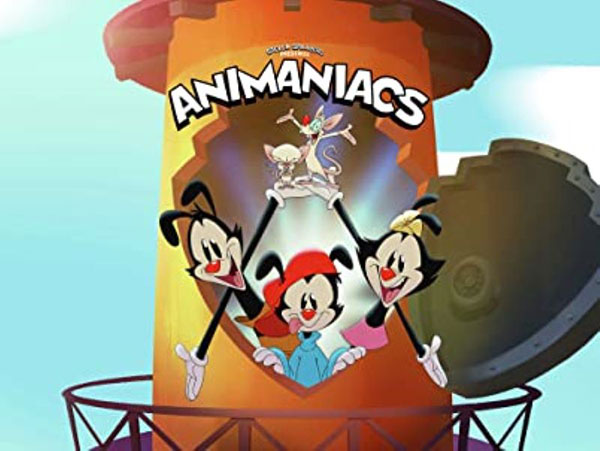 Funny cartoon characters Animaniacs