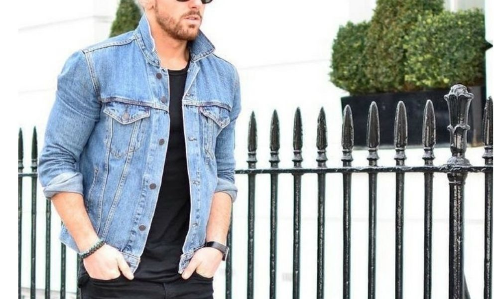 How to Style Denim Jackets with T-Shirts