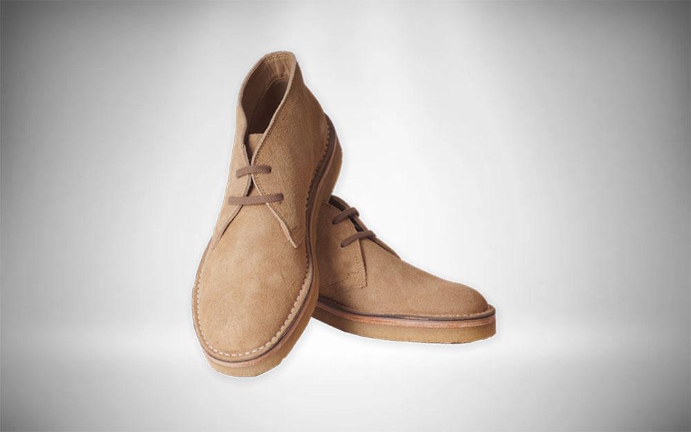 John Lofgren Desert Boots
