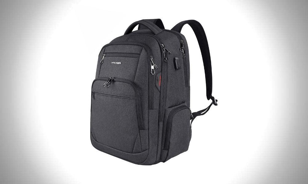 """KROSER 17"""" Laptop Bag for Men"""