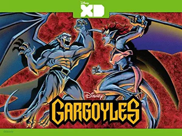 Old-School-Cartoons-Gargoyles