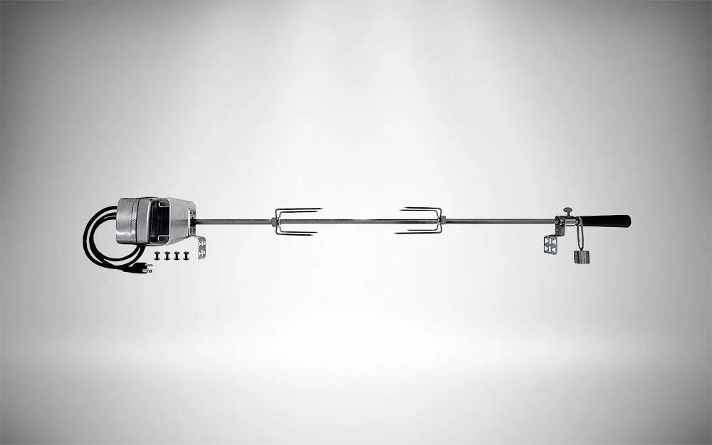 OneGrill Heavy Duty Universal Grill Rotisserie Motor Kit