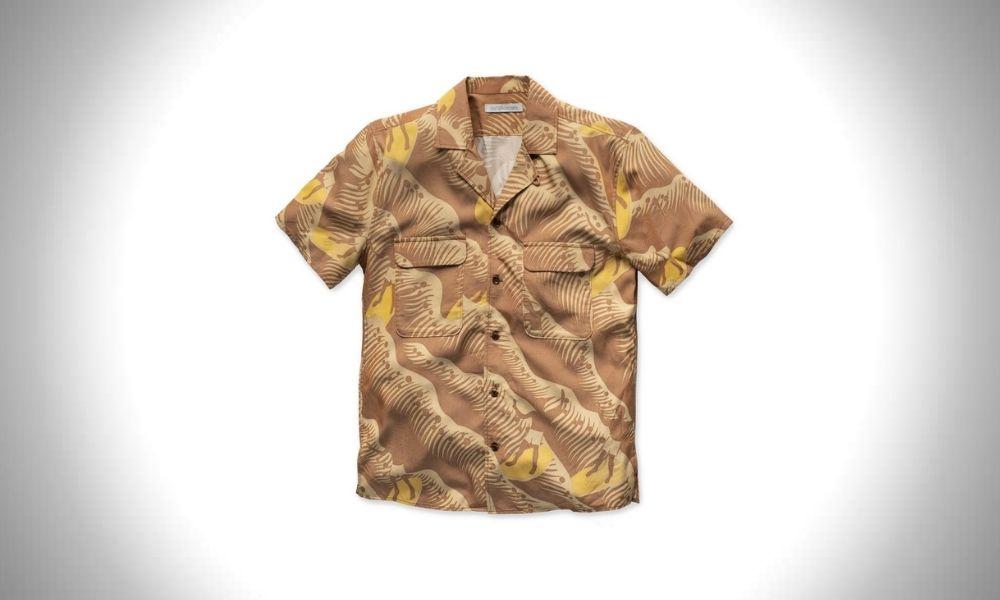 Outerknown Backyard Luau Shirt