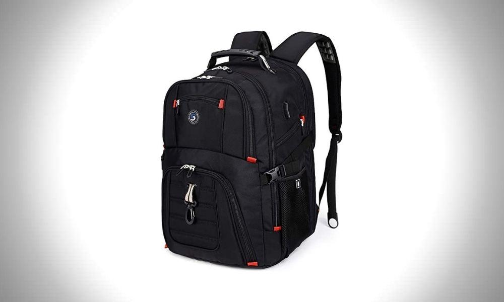 SHRRADOO Extra Large 50L Backpack Laptop Bag