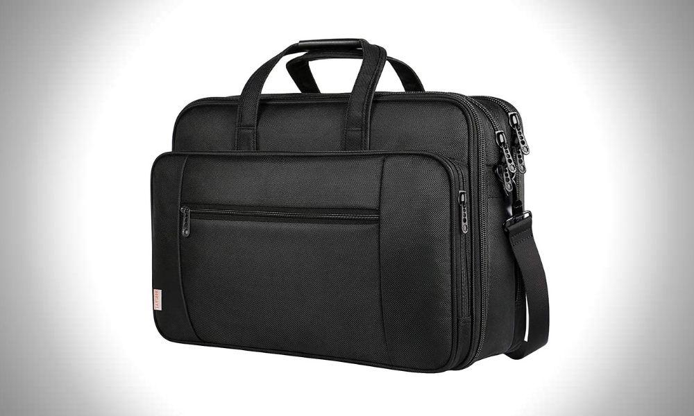 """Taygeer 17"""" Laptop Shoulder BagMens"""