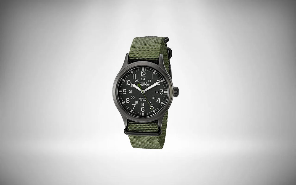 Timex Men's Expedition Scout 40mm Wrist Watch