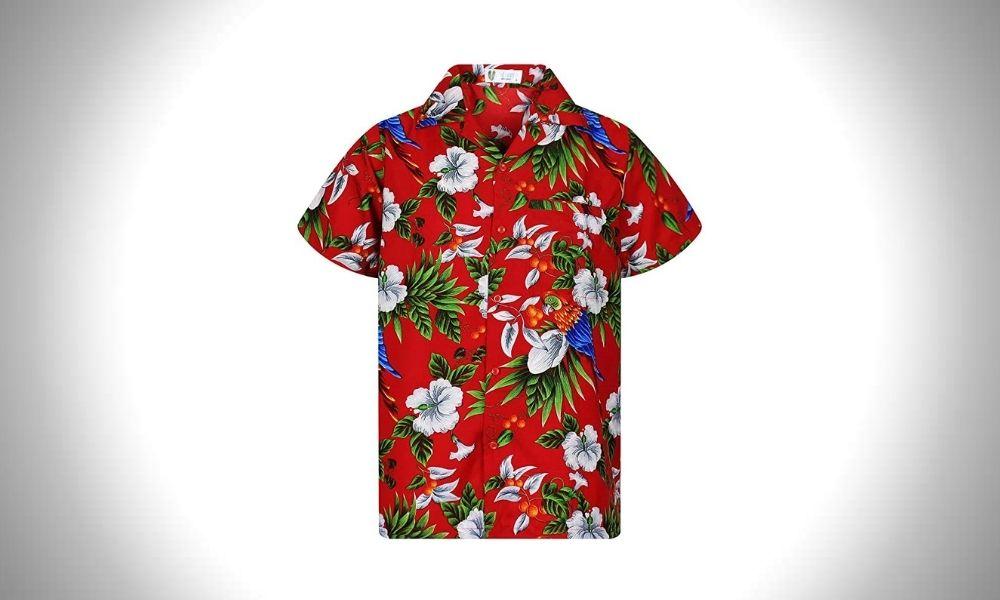 V.H.O. Funky Tropical Shirt