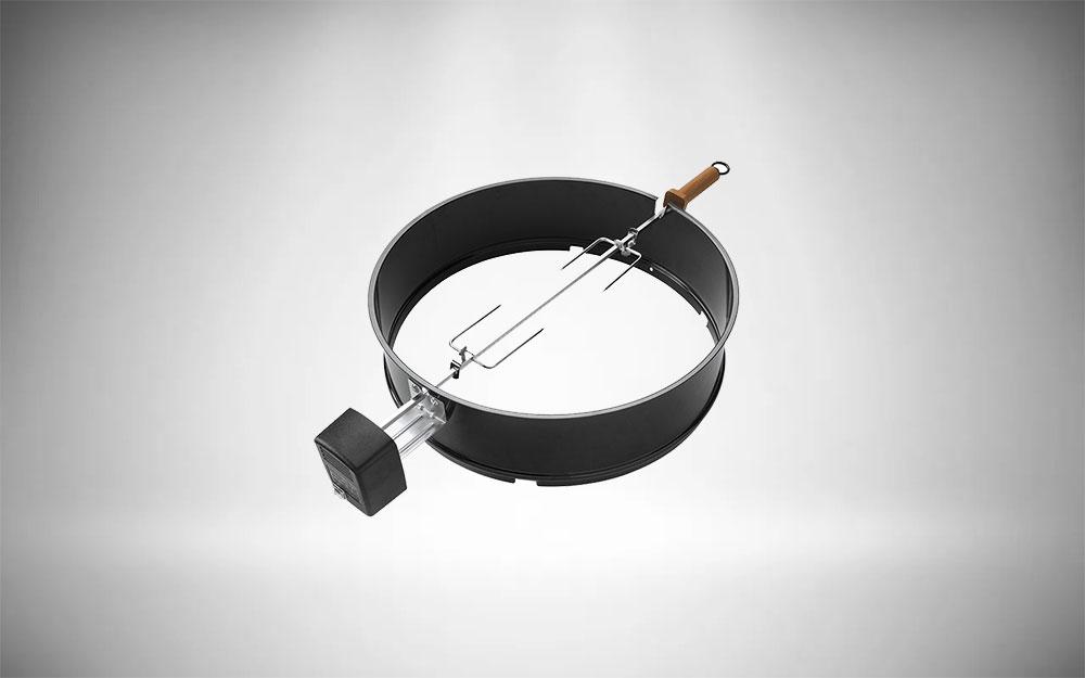 Weber Rotisserie Kit 2290 for Charcoal Kettle Grill