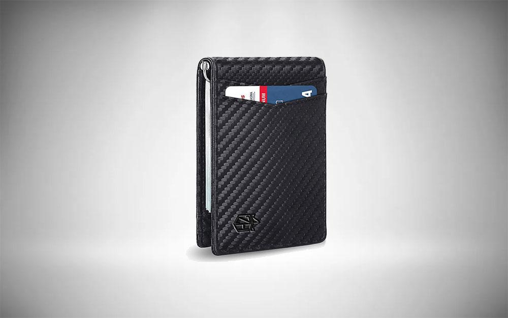 Zitahli Men's EDC Card Holder Wallet