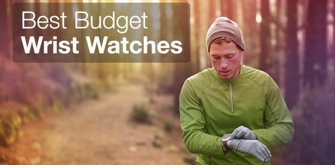 Best budget wrist watches for men