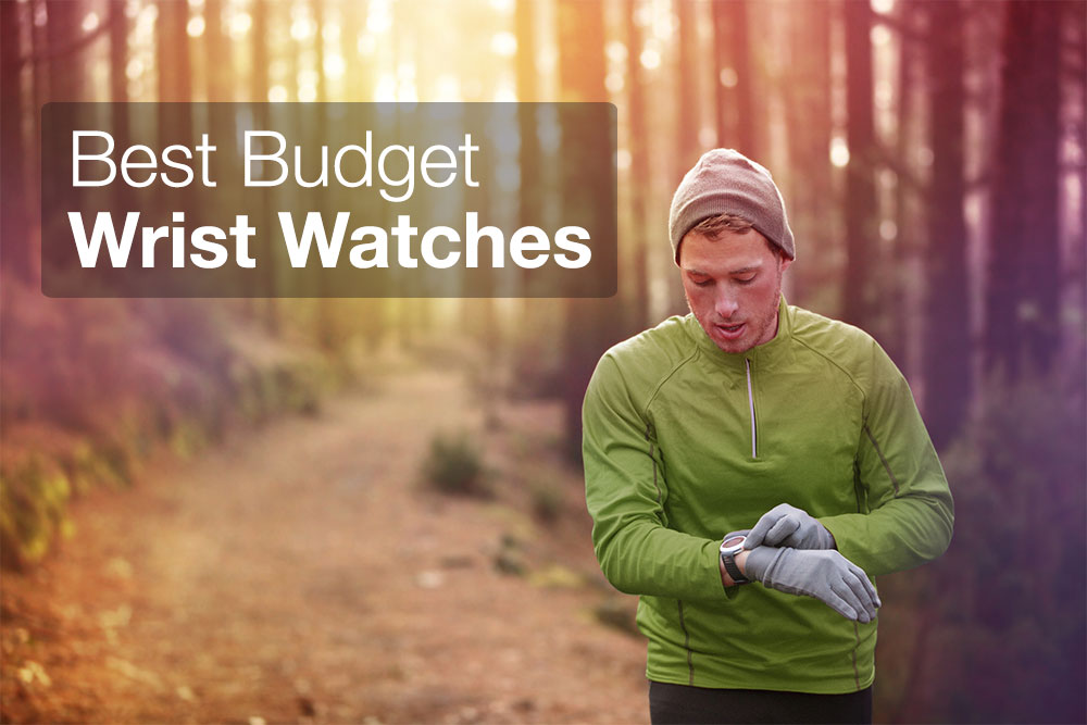 Best affordable wrist watches for men on a budget