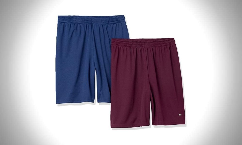 Amazon Essentials Gym Shorts | Men's Loose-Fit Performance Shorts