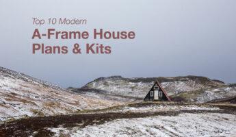 Top 10 A Frame House Kits