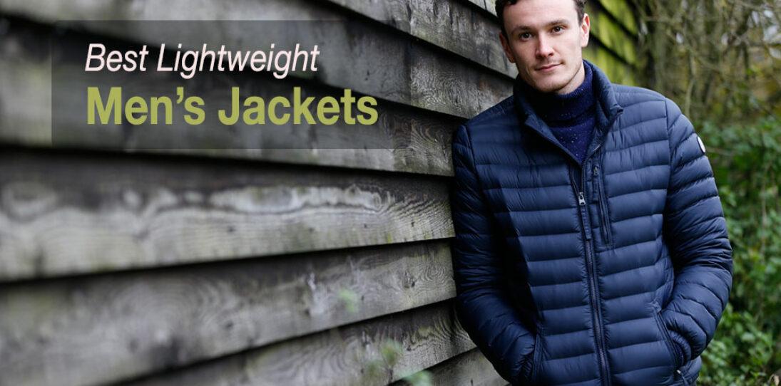 Best Lightweight Mens Jackets Reviewed 2021