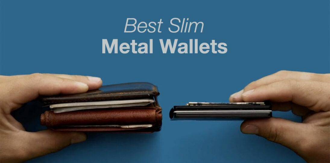 Best Slim Metal Wallet for Men
