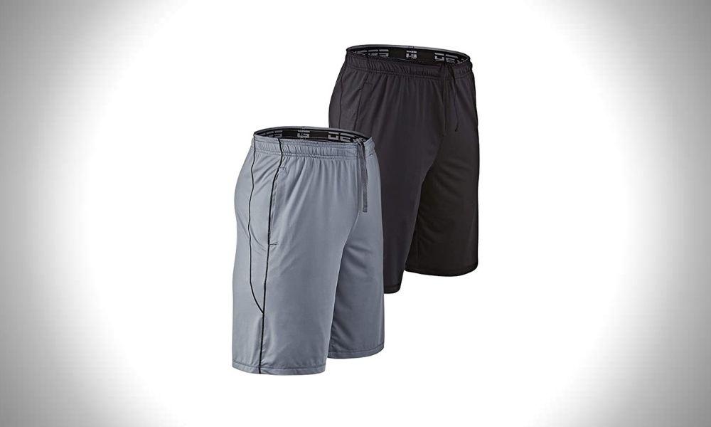 DEVOPS Workout Shorts | Men's 10 Inch Shorts