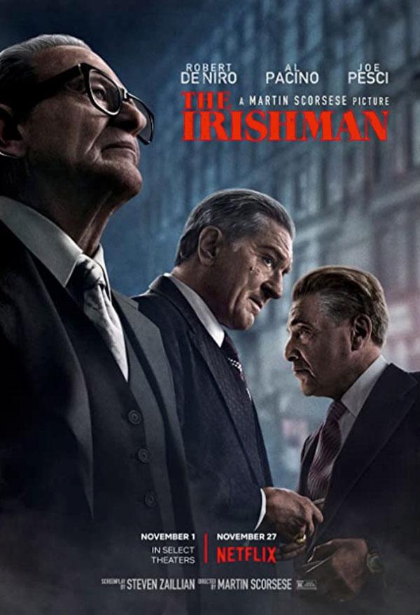 New Gangster Movies - The Irishman