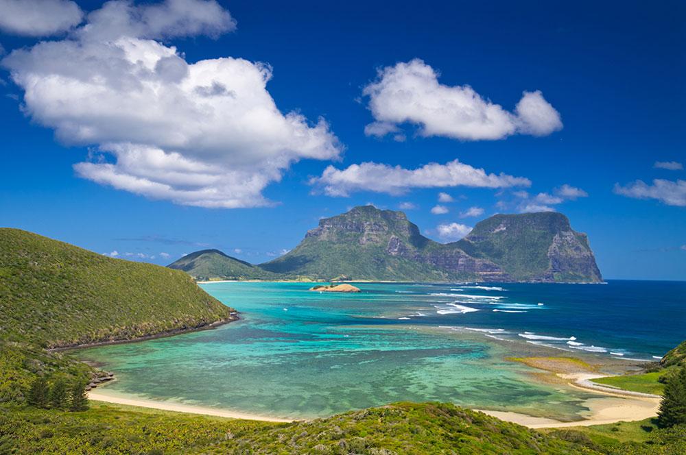 Lord Howe Island - Australia Vacation