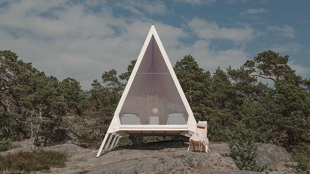Nolla A-Frame Cabin Kit